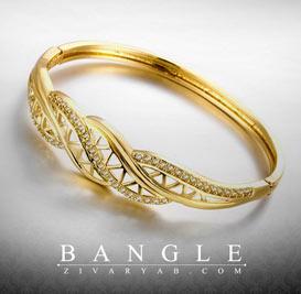 گالری طلا و جواهرات زیوریاب- جدیدترین دستبندهای طلا در بازار ایران