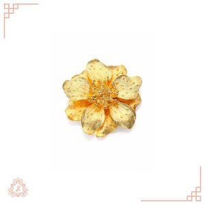 اکسسوری زیوریاب-سنجاق سینه گل