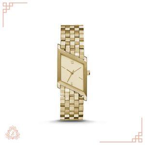 گالری طلا زیوریاب-ساعت طلا-مدل فسیل
