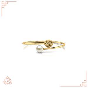 گالری طلا زیوریاب- دستبند طلای ارین